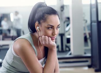 Repos au gym