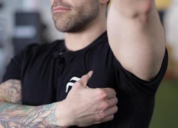 Exercice renforcement douleurs à l'épaule